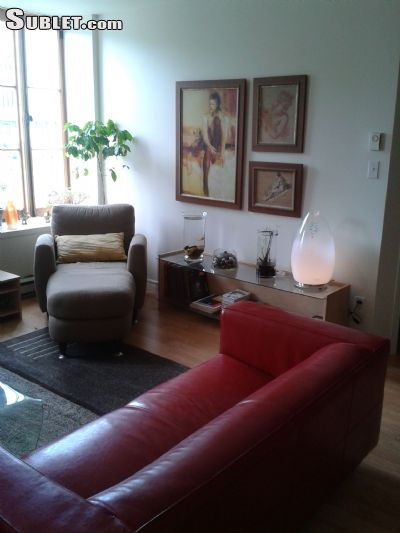 Image 3 furnished 1 bedroom Apartment for rent in Vieux Port, Quebec City