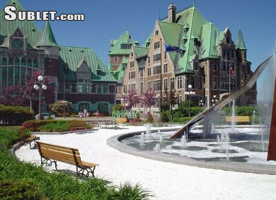 Image 8 furnished 1 bedroom Apartment for rent in Vieux Port, Quebec City
