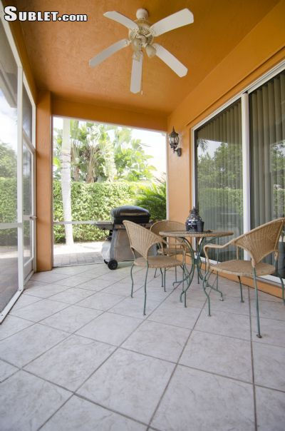 Image 5 furnished 3 bedroom House for rent in Delray Beach, Ft Lauderdale Area