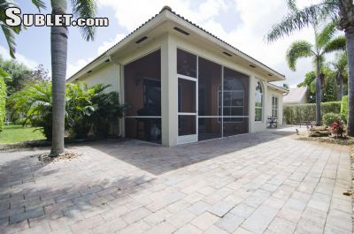 Image 7 furnished 3 bedroom House for rent in Delray Beach, Ft Lauderdale Area
