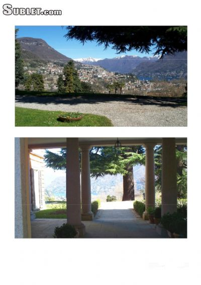 Image 3 furnished 3 bedroom Apartment for rent in Cernobbio, Como