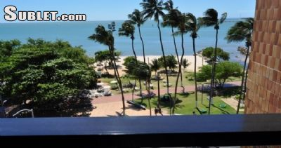 Image 1 furnished 1 bedroom Apartment for rent in Fortaleza, Ceara