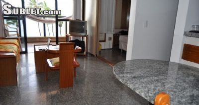 Image 4 furnished 1 bedroom Apartment for rent in Fortaleza, Ceara