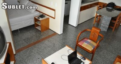 Image 7 furnished 1 bedroom Apartment for rent in Fortaleza, Ceara