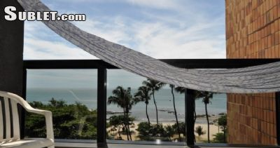 Image 8 furnished 1 bedroom Apartment for rent in Fortaleza, Ceara