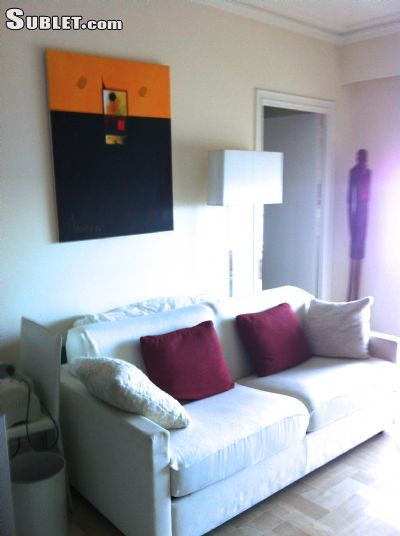 Image 2 furnished Studio bedroom Apartment for rent in Monte-Carlo area, Monte-Carlo
