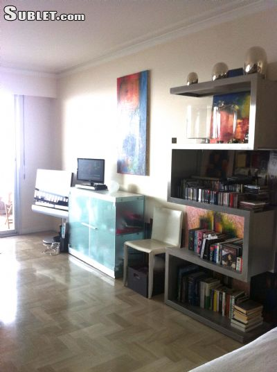 Image 4 furnished Studio bedroom Apartment for rent in Monte-Carlo area, Monte-Carlo