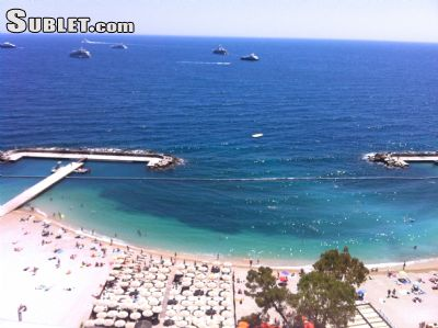 Image 5 furnished Studio bedroom Apartment for rent in Monte-Carlo area, Monte-Carlo