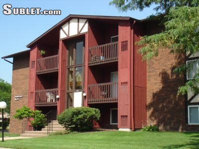 Image 5 either furnished or unfurnished 1 bedroom Apartment for rent in Highland, Northwest Indiana