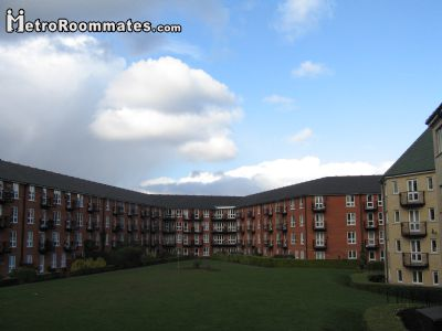 Image 3 Furnished room to rent in Surrey Quays, Southwark 3 bedroom Apartment