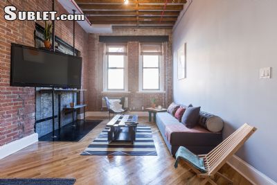 Loft for Rent in Greenpoint