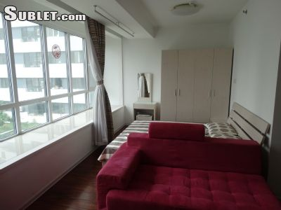 Image 1 furnished 1 bedroom Apartment for rent in Shibei, Qingdao
