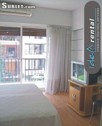 Image 3 furnished 1 bedroom Apartment for rent in Recoleta, Buenos Aires City