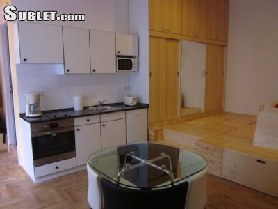 Image 7 furnished Studio bedroom Apartment for rent in District 5, Budapest