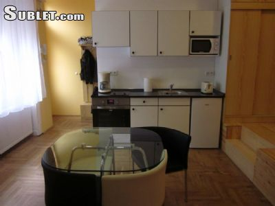 Image 9 furnished Studio bedroom Apartment for rent in District 5, Budapest