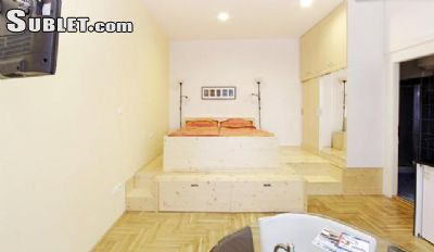 Image 3 furnished Studio bedroom Apartment for rent in District 5, Budapest