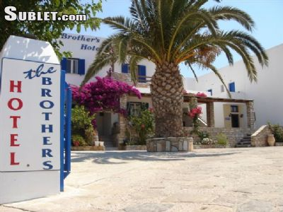 Image 1 furnished 2 bedroom Apartment for rent in Ios, Cyclades