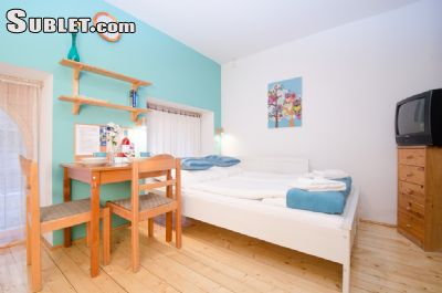 Image 2 furnished Studio bedroom Apartment for rent in District 13, Budapest