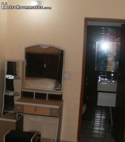 Image 1 Furnished room to rent in West Delhi, Delhi Studio bedroom Apartment