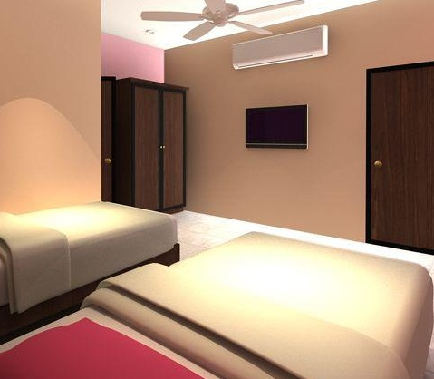 Image 7 Furnished room to rent in West Delhi, Delhi Studio bedroom Apartment