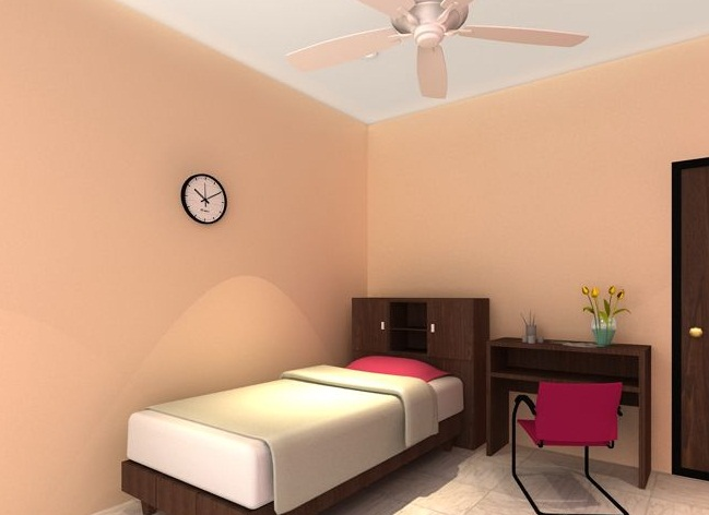 Image 8 Furnished room to rent in West Delhi, Delhi Studio bedroom Apartment