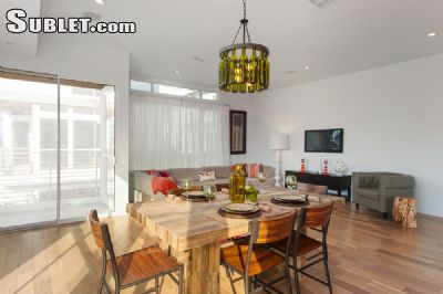 Image 2 furnished 3 bedroom Townhouse for rent in Hollywood, Metro Los Angeles