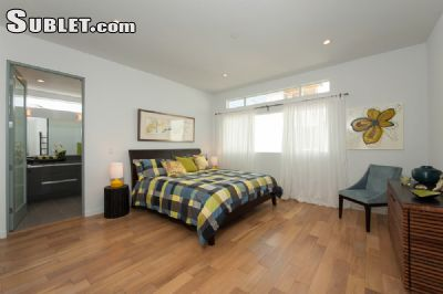 Image 4 furnished 3 bedroom Townhouse for rent in Hollywood, Metro Los Angeles