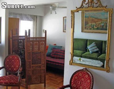 Image 2 furnished 3 bedroom Apartment for rent in Recoleta, Buenos Aires City