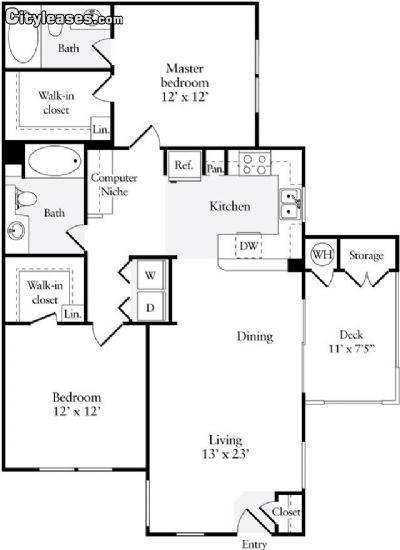 Apartment for Rent in Ventura