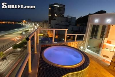 Image 1 furnished 3 bedroom Apartment for rent in Copacabana, Rio de Janeiro City