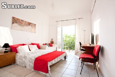Image 1 furnished 1 bedroom Apartment for rent in Alimos, Athens