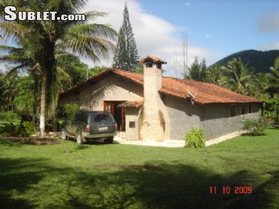 Image 1 furnished 2 bedroom House for rent in Lagos, Rio de Janeiro