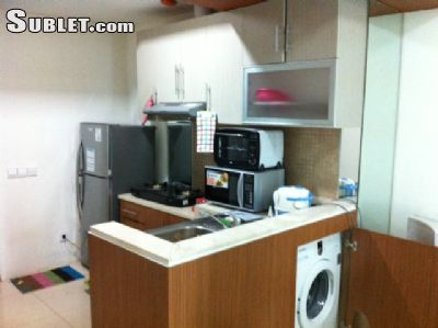 Image 5 furnished 2 bedroom Apartment for rent in South Jakarta, Jakarta
