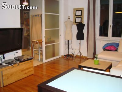 Image 1 either furnished or unfurnished 2 bedroom Apartment for rent in Milan, Milan