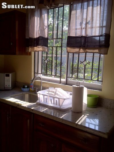 Image 1 furnished 1 bedroom Apartment for rent in Barbican, Kingston St Andrew