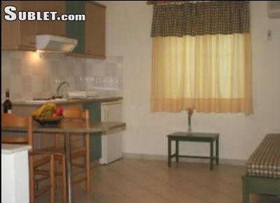 Image 2 furnished Studio bedroom Apartment for rent in Chania, Chania