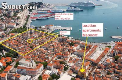 Image 9 furnished 1 bedroom Apartment for rent in Split, Split Dalmatia