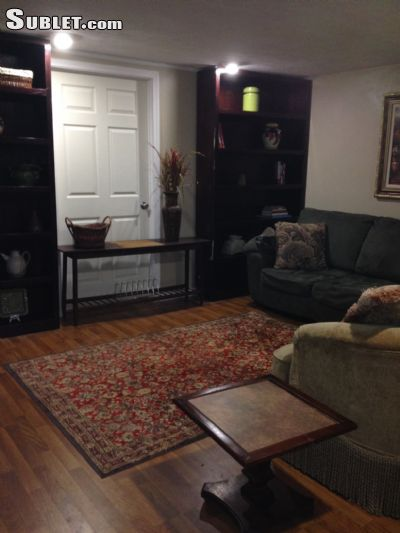 Image 2 furnished 1 bedroom Apartment for rent in Roanoke City County, Shenandoah Valley