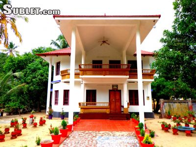 Image 1 furnished 2 bedroom House for rent in Alappuzha, Kerala