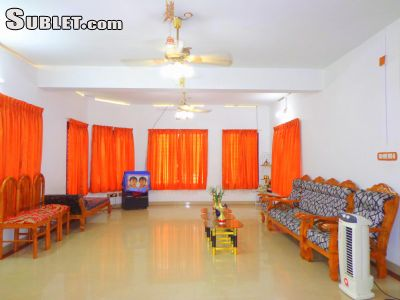 Image 4 furnished 2 bedroom House for rent in Alappuzha, Kerala