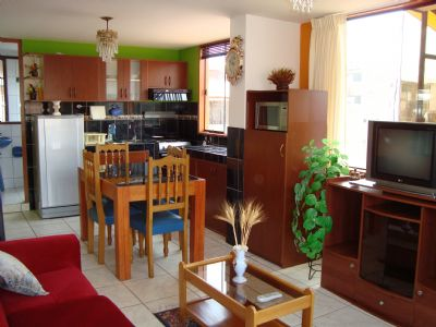 cusco furnished 2 bedroom apartment for rent 800 per month