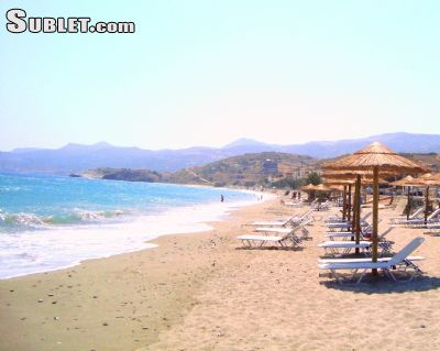 Image 1 furnished 1 bedroom Apartment for rent in Sitia, Lasithi