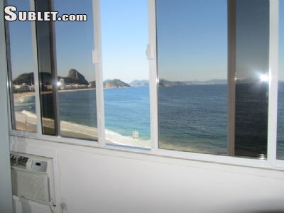Image 1 furnished 1 bedroom Apartment for rent in Bacia Sao Joao, Rio de Janeiro