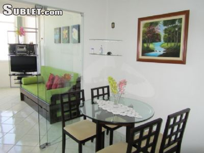 Image 4 furnished 1 bedroom Apartment for rent in Bacia Sao Joao, Rio de Janeiro