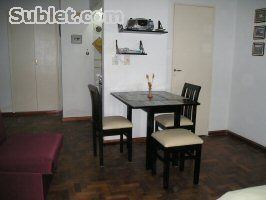 Image 3 furnished Studio bedroom Apartment for rent in Recoleta, Buenos Aires City