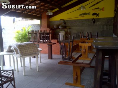 Image 4 furnished 4 bedroom House for rent in Recreio Bandeirantes, Rio de Janeiro City