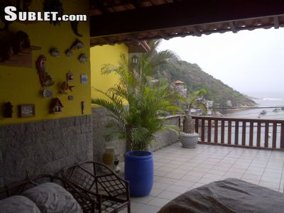 Image 5 furnished 4 bedroom House for rent in Recreio Bandeirantes, Rio de Janeiro City