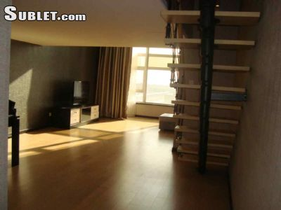 Image 1 furnished 2 bedroom Loft for rent in Chaoyang, Beijing Inner Suburbs