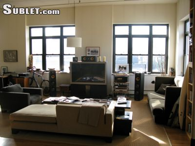 Loft for Rent in Williamsburg