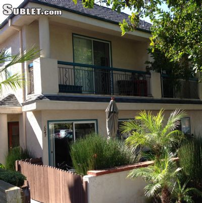 Image 1 furnished 2 bedroom Townhouse for rent in Pacific Beach, Northern San Diego